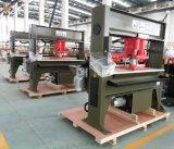Xyj-1A/25 Hyduaulic die de Hoofd Scherpe Machine van het Leer reizen
