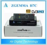 DVB-S2X+2*DVB-T2/C Multistreamのストーカーとの新しい4K UHDのサテライトレシーバZgemma H7c