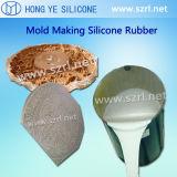 Gomma di silicone liquida per il modanatura del cornicione Mold/RTV del pezzo fuso dell'intonaco