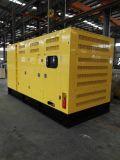Ricardo-Dreiphasenausgabe mit schalldichtem leisem Generator Druckluftanlasser-50kVA