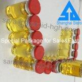 終了するガラスびんの黄色はボディービルのためのFinaplix液体のTrenboloneのアセテートに油をさす