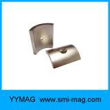 ネオジム穴が付いている修正可能なアークの磁石