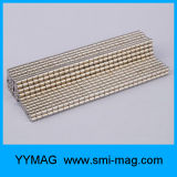 Petit de haute qualité d3x1,5mm N52 Mini des aimants de disque
