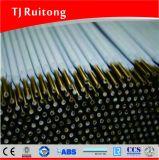 Fluss-Stahl-Schweißens-Elektroden-Lincoln-Schweißen Rod E7018-1h4r/J506fe-1