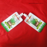 Refillable мешки Spout для упаковывать югурта/молока