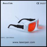 Bph-2 Gafas de protección láser de 266nm y 355nm y 515nm y 532nm, ultravioleta, Excimer Láser verde