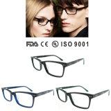 Het in het groot Volledige Optische Frame van de Vrouwen van de Mannen van de Acetaat van het Frame Eyewear