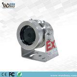 Câmera Mini Resistente à Corrosão à Prova de Explosão Aço Inoxidável