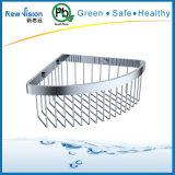 Sostenedor de una sola capa de la materia del acero inoxidable en cuarto de baño