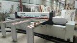 Le panneau automatique de travail du bois a vu la machine pour le découpage en bois