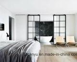 L'aluminium d'économies d'énergie encadre le guichet de tissu pour rideaux avec de l'acier galvanisé
