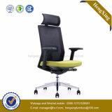 De bureau de meubles présidence moderne de bureau de maille de dos haut (HX-YY001)