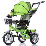 3CCC証明書の赤ん坊の三輪車が付いている子供の三輪車