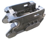 Bâti de précision en métal de constructeur OEM d'OIN 9001