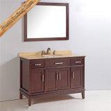 連邦機関1831の最上質の純木の浴室の虚栄心のキャビネット