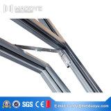 Профиль строительного материала алюминиевый Опрокидывать-Поворачивает окно