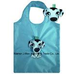 Sac à bandoulière écologique avec sac en plastique, style animal Bee, réutilisable, léger, sacs d'épicerie et pratique, promotion, accessoires