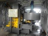 기계를 만드는 회전하는 테라조 도와
