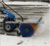Balais droits de balayeuse de route de chariot élévateur de brin de pp d'usine professionnelle
