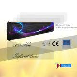 El panel infrarrojo de la calefacción del toldo de los miradores