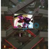 Экран дисплея полного цвета крытый СИД высокого качества P4