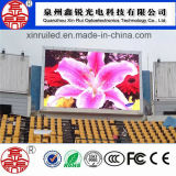 Piscina totalmente colorida SMD P10 Módulo de ecrã RGB LED Display Publicidade
