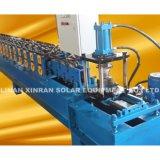 Le roulis formant le goujon de mesure de lumière de forme de la machine C et la machine de piste roulent ancien
