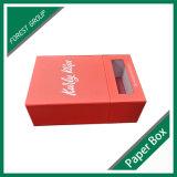 도매를 위한 빨간색 종이 선물 수송용 포장 상자