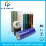 Films protecteurs de faible densité d'espace libre de polyéthylène linéaire de couleur