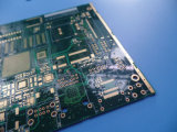Control de la impedancia de la tarjeta de circuitos del PWB 10layer con oro de la inmersión