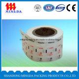 Rollo de papel recubierto de embalaje, la impresión