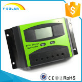 40A regolatore solare 12V 24V con controllo Ld-40b di Light+Timer