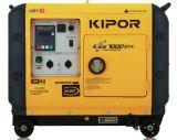 Kipor Super Silent генераторах дизельного двигателя 6 Квт Kde7000sta/Kde7000sta3