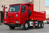Sino Wero道のダンプカーの三車軸ダンプトラックを離れた40トン