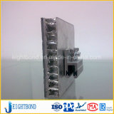 Облегченная каменная мраморный алюминиевая панель сота для плакирования здания