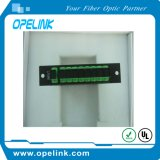 Pon/FTTH/CATV를 위한 Gpon 원거리 통신 1X8 Lgx PLC 쪼개는 도구
