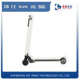 Scooter en fibre de carbone Deux roues Brushless Hub Motor Mini vélo pliable