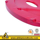 PCDシステム-ダイヤモンドのコップの車輪