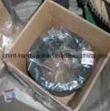 Levering pvc Met een laag bedekte Wire/PVC van de Fabriek van China bedekte de Directe de Gegalvaniseerde Draad van het Ijzer voor het Weven van het Netwerk met een laag