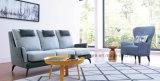 Sofá de tela barata Conjunto de muebles de salón