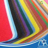 Tessuto non tessuto dei pp Spunbond per il sacchetto del coperchio dell'indumento