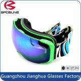 2016 de modieuze DrijfBeschermende brillen van de Sneeuwscooter van het Frame van de Kleur TPU van de Beschermende brillen van de Langlaufski Facultatieve
