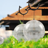 Solar LED Garden Light Ball com energia solar