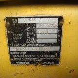 Origine utilisée de KOMATSU PC60-7 excavatrice de chenille du Japon Hydraulica de mini en bon état