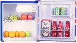 A+ Цветные ретро холодильник со стеклянной полки