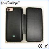 5000mAh Chargeur de batterie solaire Étui pour iPhone 7+/6+ (XH-PB-132S)