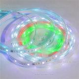 Hete de kleurenSMD3528 LEIDENE van de Verkoop RGB Strook met Super helder CRI90+
