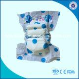 Couche-culotte remplaçable de bébé de divers modèle de Backsheet