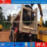 金のトロンメルスクリーンの金の採鉱機械(KDTJ-200)
