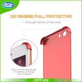 Voller Handy-Fall des Schutz-360 für iPhone 7 mit ausgeglichenem Glas